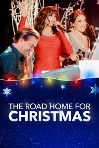 The Road Home for Christmas as Lindsay