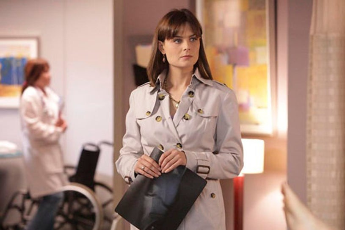 "Bones - Season 6 - ""The Bones That Weren't"" -  Emily Deschanel as Brennan"