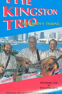 The Kingston Trio: Everybody's Talking as Percussion
