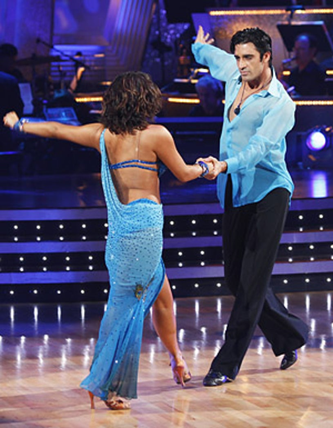 Dancing With The Stars - Season 8 - Cheryl Burke and Gilles Marini