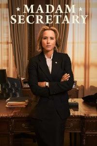 Madam Secretary as Officer #1
