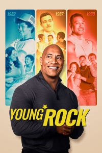 Young Rock as Himself