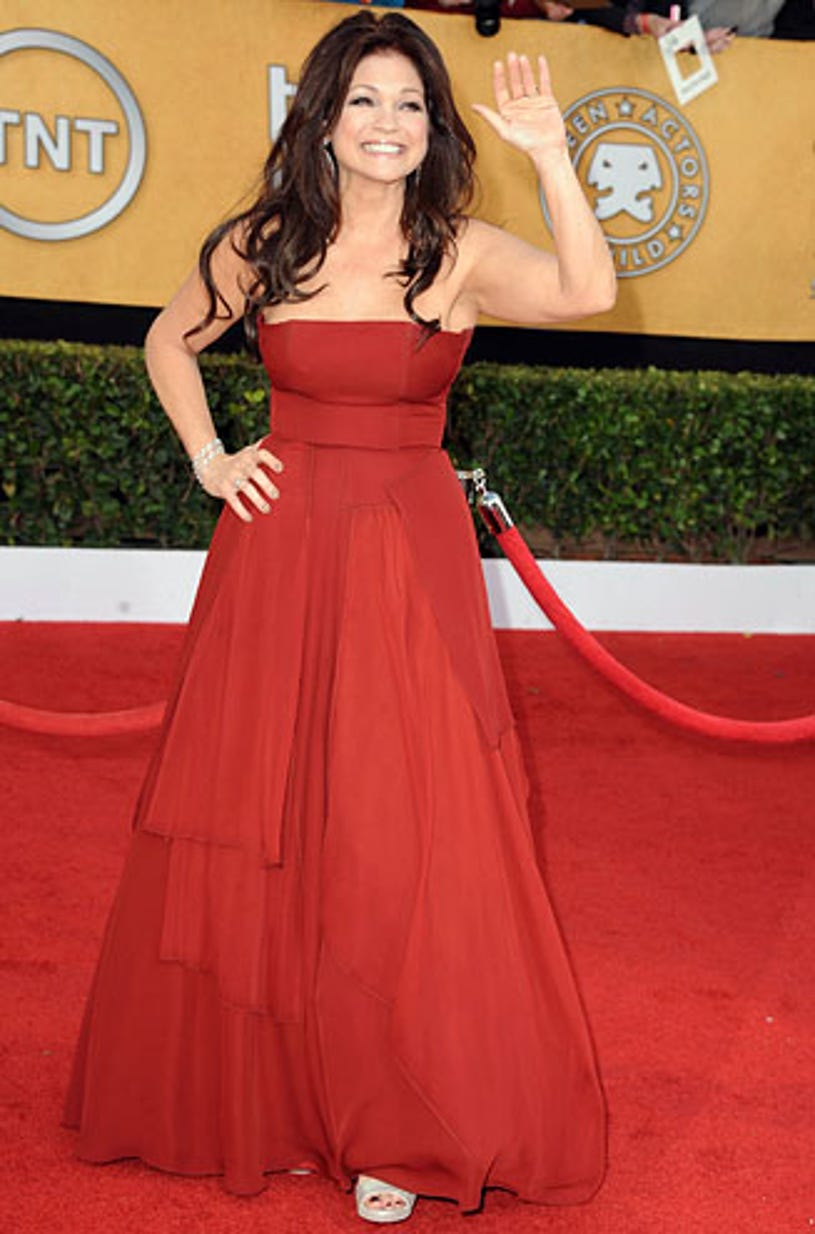 Valerie Bertinelli - The 17th Annual Screen Actors Guild Awards, January 30, 2011
