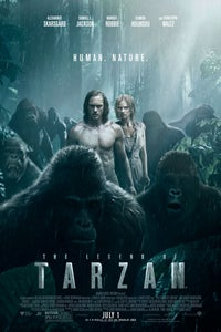 The Legend of Tarzan as George Washington Williams