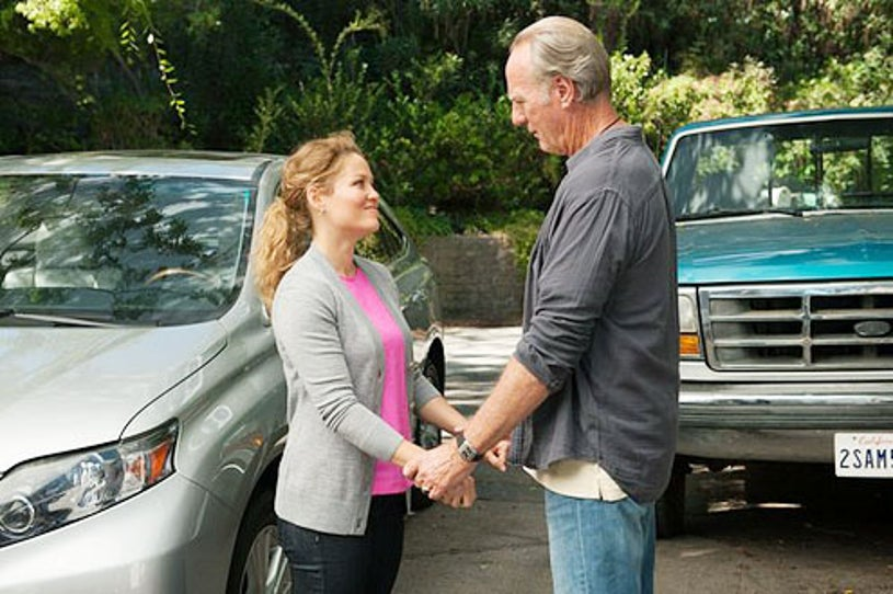"Parenthood - Season 5 - ""Let's Be Mad Together"" - Erika Christensen"
