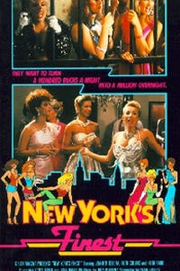 New York's Finest as Carley Pointer