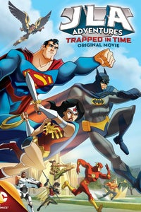 Justice League Adventures: Trapped in Time as Wonder Woman