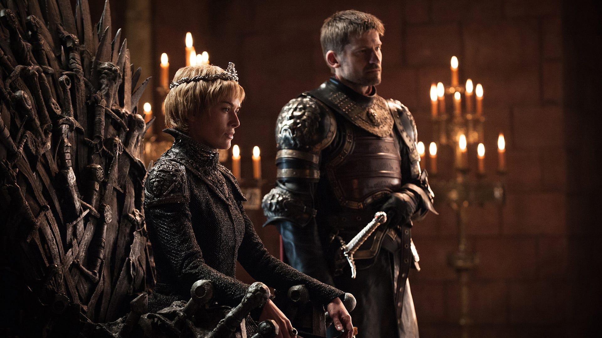 Lena Headey, Nikolaj Coster-Waldau; Game of Thrones
