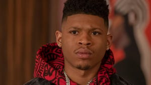 Empire Star Bryshere Gray Arrested on Domestic Violence Charges