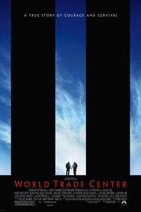 World Trade Center as Scott Strauss