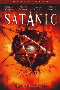 Satanic as Eddie