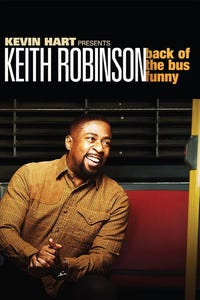 Kevin Hart Presents: Keith Robinson Back of the Bus Funny