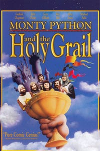Monty Python and the Holy Grail as 1st Soldier with a Keen Interest in Birds