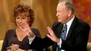 "Bill O'Reilly Calls View Walk-Off ""Great"""