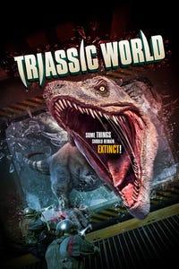 Triassic World as Steven Hagen