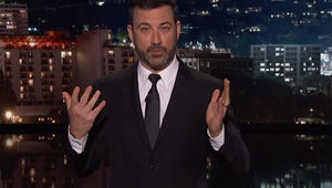 """Jimmy Kimmel Shares """"Exclusive First Photo"""" of Beyonce's Twins"""