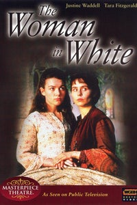 The Woman in White as Walter Hartright