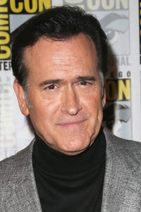 Bruce Campbell as Barry