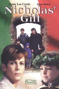 Nicholas' Gift as Reg Green