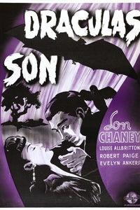 Son of Dracula as Judge Simmons