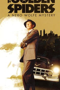 The Golden Spiders: A Nero Wolfe Mystery as Inspector Cramer
