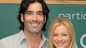 Amy Smart and HGTV's Carter Oosterhouse Get Married