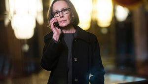 """The Blacklist's Susan Blommaert: Mr. Kaplan Promised to """"Protect Liz with Her Life"""""""