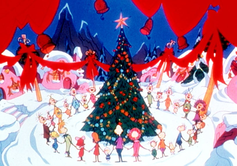 How the Grinch Stole Christmas - Whoville