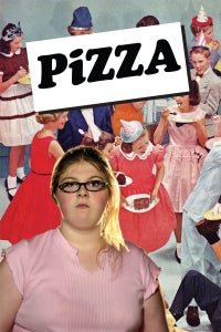 Pizza as Mr. Mitchell