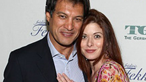 At the Emmys: Debra Messing, Grey's Stars Get Ready