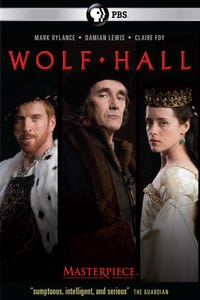 Wolf Hall as Henry VIII
