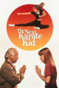 The Next Karate Kid as Dugan
