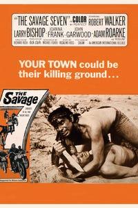 The Savage Seven as Tina