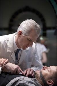 Markus Flanagan as Professor Chapman