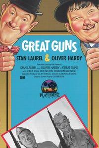 Great Guns as Mess Hall Draftee