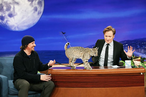 Conan - Season 2 - Anima Expert Casey Anderson and Conan O'Brien