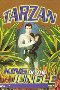 Tarzan and the Green Goddess as Blade