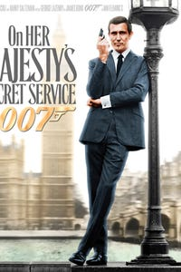 On Her Majesty's Secret Service as Tracy Di Vicenzo