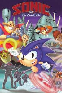Sonic the Hedgehog as Bunnie Rabbot