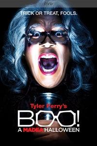 Boo! A Madea Halloween as Aunt Bam