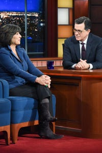 Christiane Amanpour as Herself