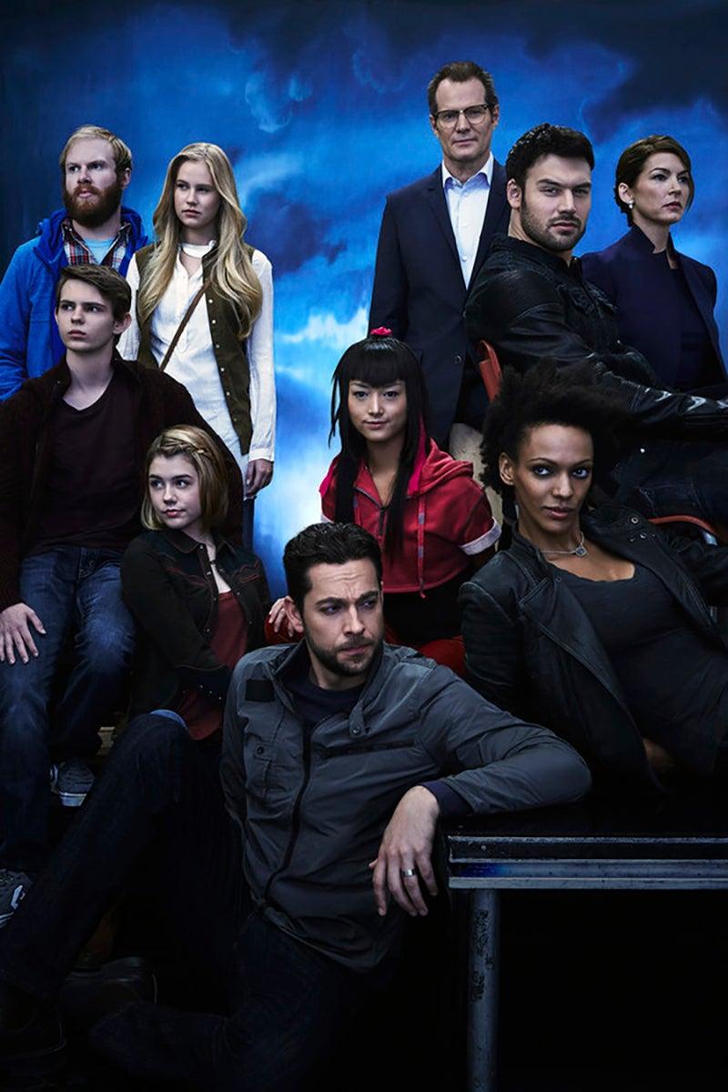 Heroes Reborn - Season 1 - Full Cast