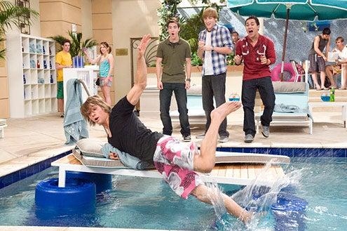 Big Time Rush - James, Logan, Kendall, and Carlos
