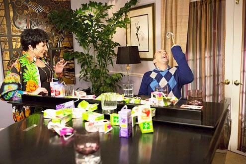 Arrested Development - Season 4 - Liza Minnelli and Tony Hale