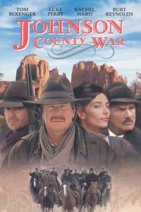 Johnson County War as Harry Hammett