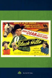 Black Hills as saloon guest
