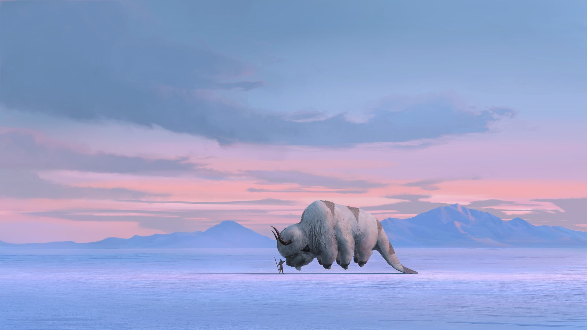 Avatar: The Last Airbender concept art