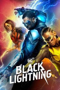"""Black Lightning as Tyson """"Gravedigger"""" Spikes"""