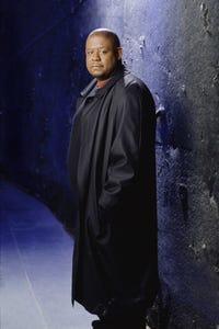 Forest Whitaker as Cuffey