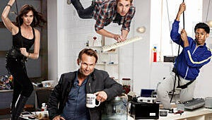Christian Slater Returns to Comedic Roots for Fox's Breaking In